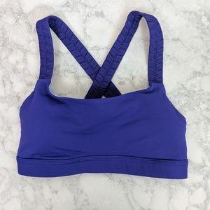 Lululemon Inner Heart Sports Bra Size 6